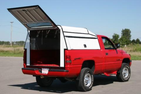 Gallery Lakeland Truck Caps